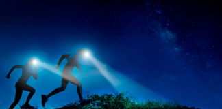 Luci frontali trail running